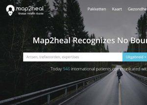 Portfolio Content2Connect Map2Heal