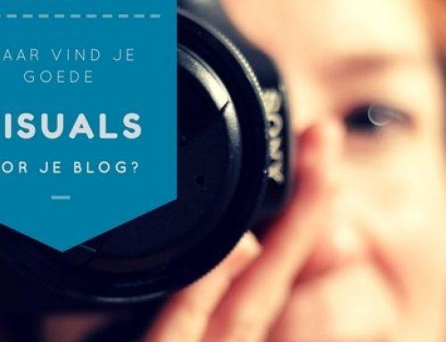 Visuals voor je website of blog: waar vind je ze? (update)